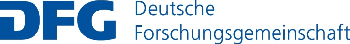 Logo Deutsche Forschungsgemeinschaft (c)